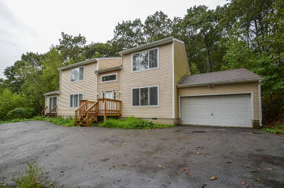 Mount Pocono Single Family Home For Sale: 27 Brunswick Dr
