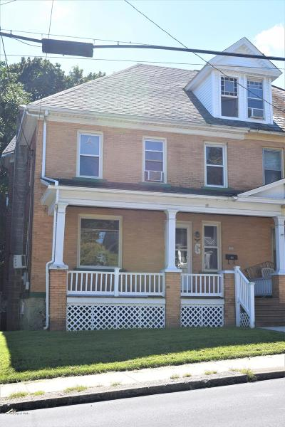 Bangor Single Family Home For Sale: 522 Market St