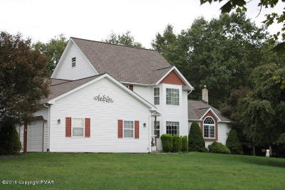Blakeslee Single Family Home For Sale: 128 Colleen Dr