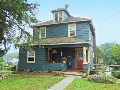 Lehigh County, Northampton County Single Family Home For Sale: 116 Front Street