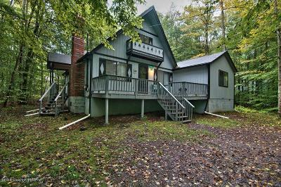Pocono Lake Single Family Home For Sale: 222 Croasdale Ct