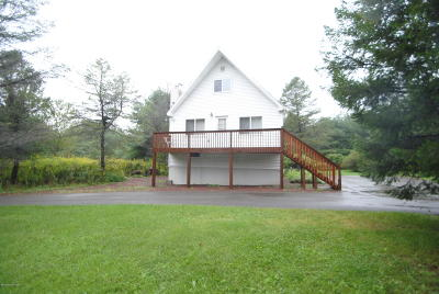 Long Pond PA Single Family Home For Sale: $89,500