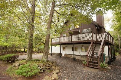 Tobyhanna PA Single Family Home For Sale: $139,900