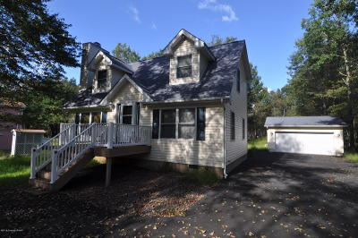 Blakeslee Single Family Home For Sale: 1151 Boulder Rd