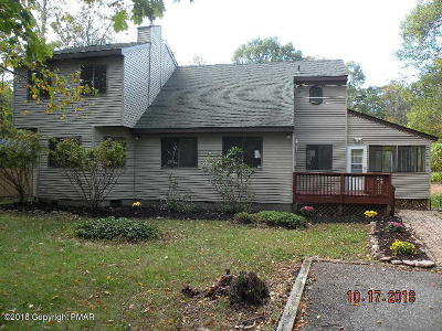 East Stroudsburg PA Single Family Home For Sale: $212,900