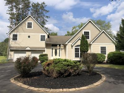 East Stroudsburg PA Single Family Home For Sale: $234,900