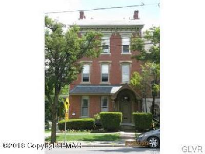 Lehigh County, Northampton County Single Family Home For Sale: 176 Main St #11