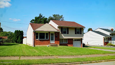 Lehigh County, Northampton County Single Family Home For Sale: 2564 S Carbon St