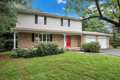 Single Family Home For Sale: 3425 Walnut Rd