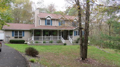 Stroudsburg Single Family Home For Sale: 625 Florence Ct