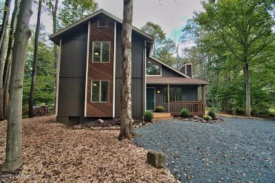 Single Family Home For Sale: 1134 Manor Hill Rd