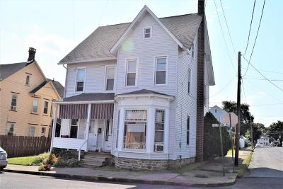 Pen Argyl Multi Family Home For Sale: 101 S Westbrook Ave