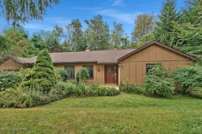 Pocono Pines PA Single Family Home For Sale: $549,000