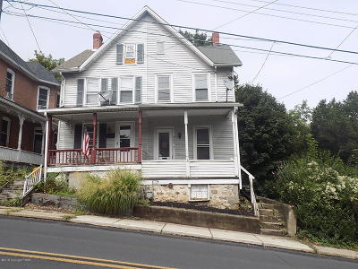 Lehigh County, Northampton County Single Family Home For Sale: 711 Market St