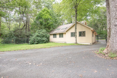 Monroe County, Pike County Rental For Rent: 386 Camelback Rd #Guest Ho