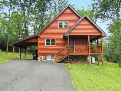 Tannersville Single Family Home For Sale: 3102 Hemlock Lane