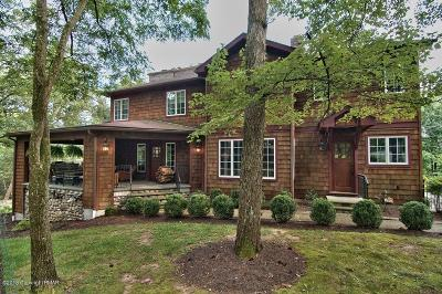 Buck Hill Falls Single Family Home For Sale: 578 Pheasant Ln