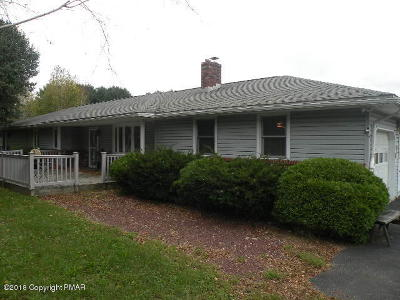 Kunkletown Single Family Home For Sale: 986 Hideaway Hill Rd