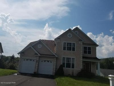 Country Club Of The Poconos Single Family Home For Sale: 3192 Pine Valley