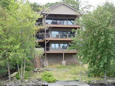 Lake Harmony Single Family Home For Sale: 186 S Lake Drive