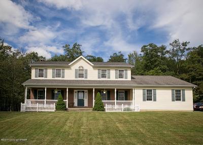 Jim Thorpe Single Family Home For Sale: 356 Unionville Rd