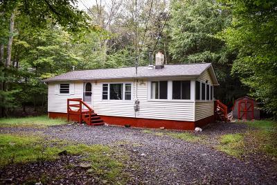 Pocono Lake Single Family Home For Sale: 239 Maxatawny Drive
