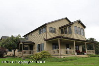 Bangor Single Family Home For Sale: 9764 Gravel Hill Rd