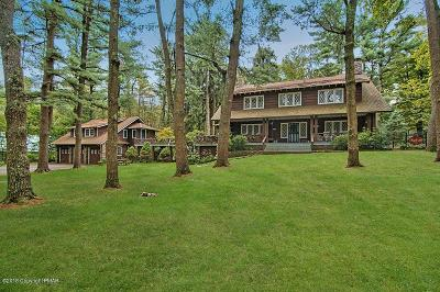Pocono Pines PA Single Family Home For Sale: $799,500