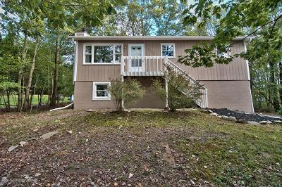 East Stroudsburg Single Family Home For Sale: 12409 Mountain Laurel Dr