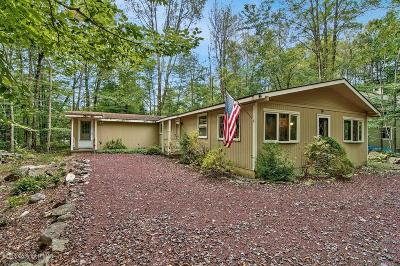 Pocono Pines PA Single Family Home For Sale: $128,500