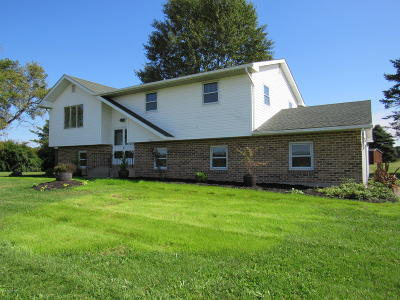 Brodheadsville Single Family Home For Sale: 205 Earl Dr