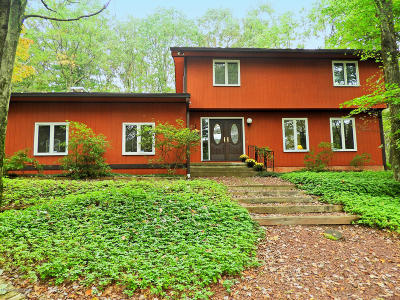 Tannersville Single Family Home For Sale: 3406 Buck Run