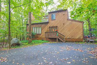 East Stroudsburg Single Family Home For Sale: 5211 Nature View Rd