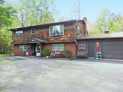 Locust Lake Village Single Family Home For Sale: 1569 Stag Run