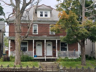 Stroudsburg Single Family Home For Sale: 1076/1078 Dreher Ave