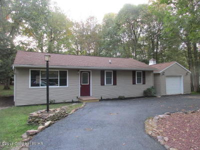 Towamensing Trails Single Family Home For Sale: 31 Spencer Lane