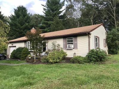 East Stroudsburg Single Family Home For Sale: 770 White Oaks Manor Drive