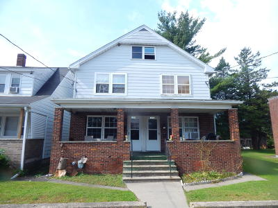 Hazle Township PA Multi Family Home For Sale: $189,000