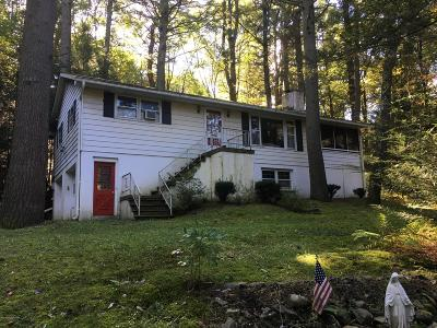 Saylorsburg Single Family Home For Sale: 628 Route 715