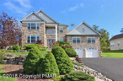 East Stroudsburg Single Family Home For Sale: 3193 Pine Valley Way