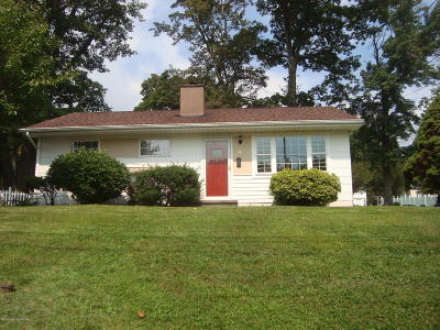 Mount Pocono Rental For Rent: 58 Kinney Ave
