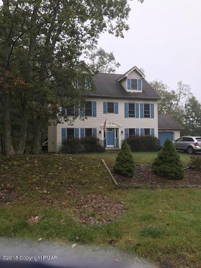 Penn Estates Single Family Home For Sale: 8202 Woodchuck Ct