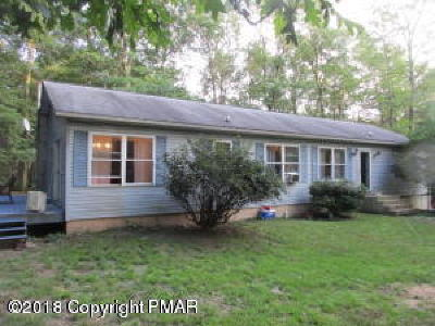 Blakeslee Single Family Home For Sale: 4740 Route 115