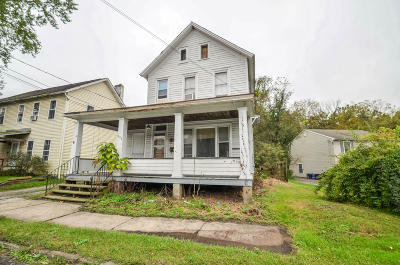 East Stroudsburg Single Family Home For Sale: 207 King St