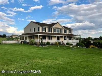 Bangor Single Family Home For Sale: 350 True Blue Rd