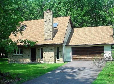 Pocono Summit Single Family Home For Sale: 431 Stillwater Dr
