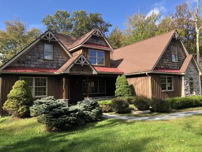 Canadensis Single Family Home For Sale: 7 Noah Ct
