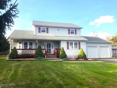 Albrightsville Single Family Home For Sale: 404 Patten Cir