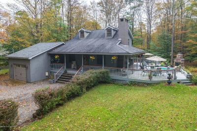 Gouldsboro Single Family Home For Sale: 46 Maple Drive