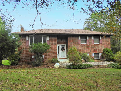 Single Family Home For Sale: 159 Deer Trail Drive